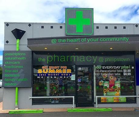 The pharmacy @ Phillpstown, ChCh