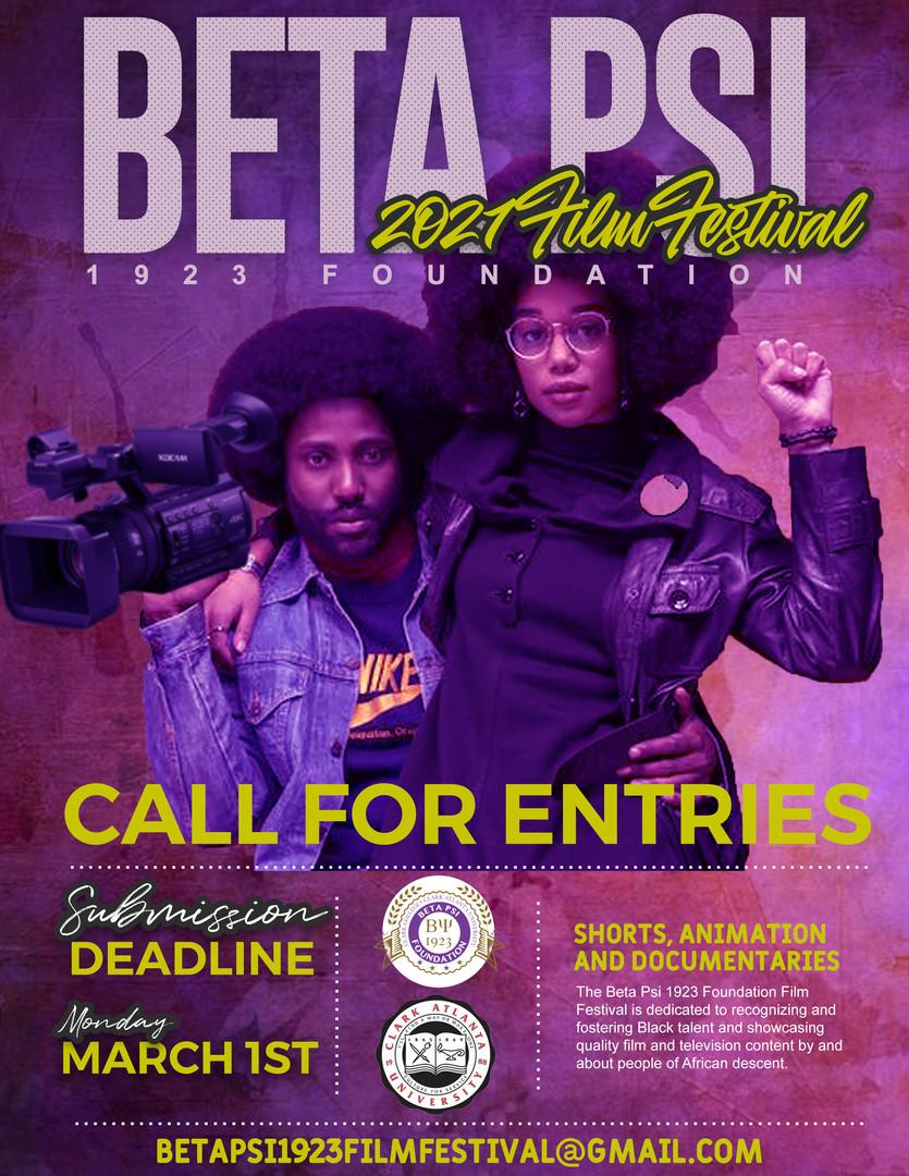 Beta Psi Film Festival 2021