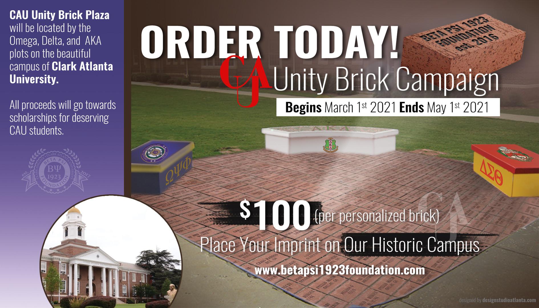 Brick Campaign 2021