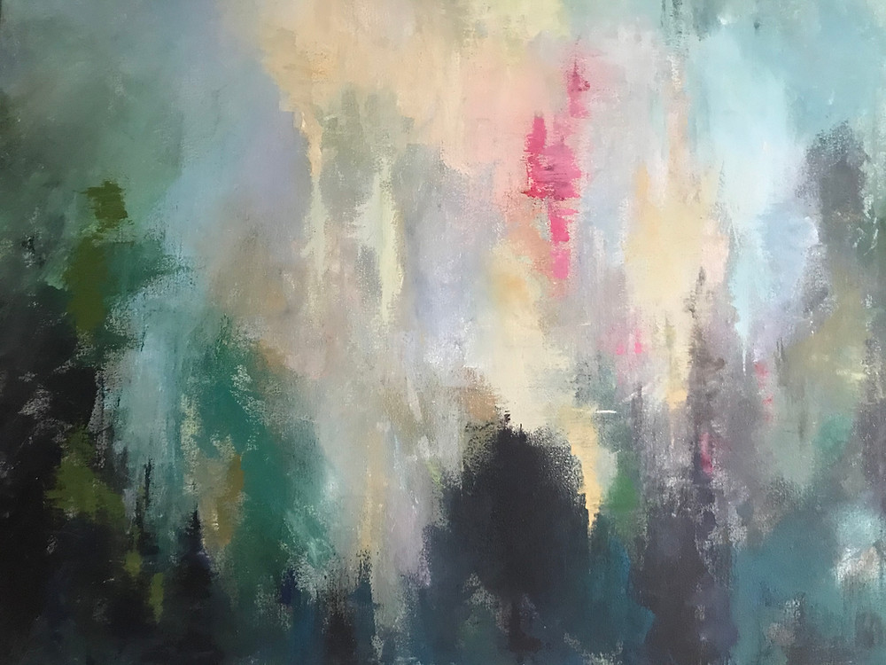 Acrylic on canvas 2021