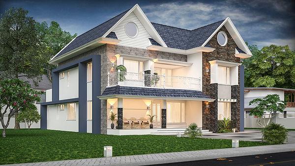 European Design in Kottarakara