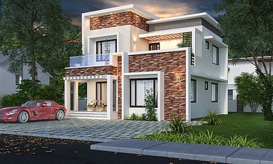 Contemporary Design in pathanamthitta