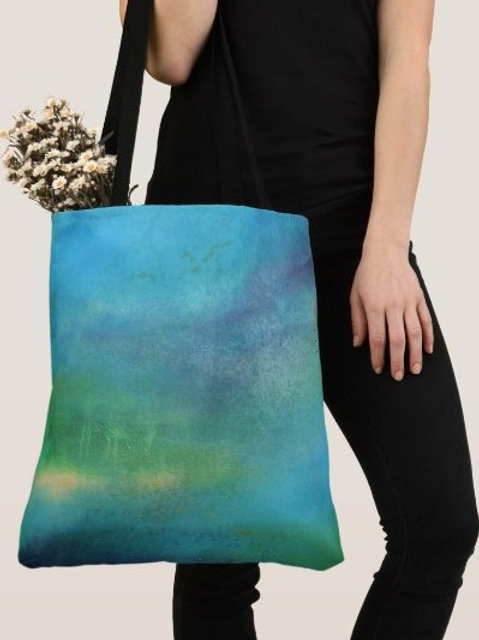 Weeping World Tote (Large)