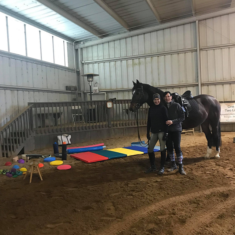 Seat-/Core Lesson Days with Franklin Balls in Holly, Michigan (2)