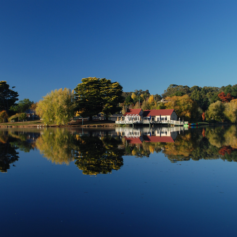 Lake Daylesford Luxury/ Tipperary Springs Long Walk (up to 14km)