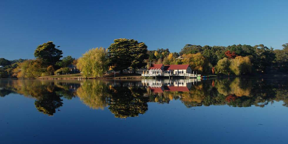 Lake Daylesford/Tipperary Springs Longer Walk 16km / 2 nights