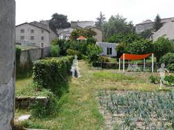 Jardin habité - perspective 2