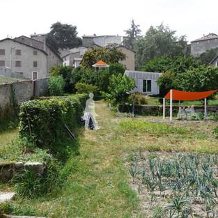 Jardin habité