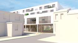 13 logements-Libourne-perspective 2