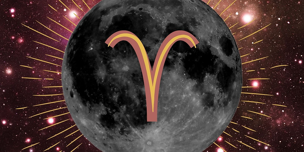 New moon in Aries Candle Magic Manifestation