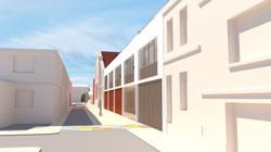 13 logements-Libourne-perspective 1