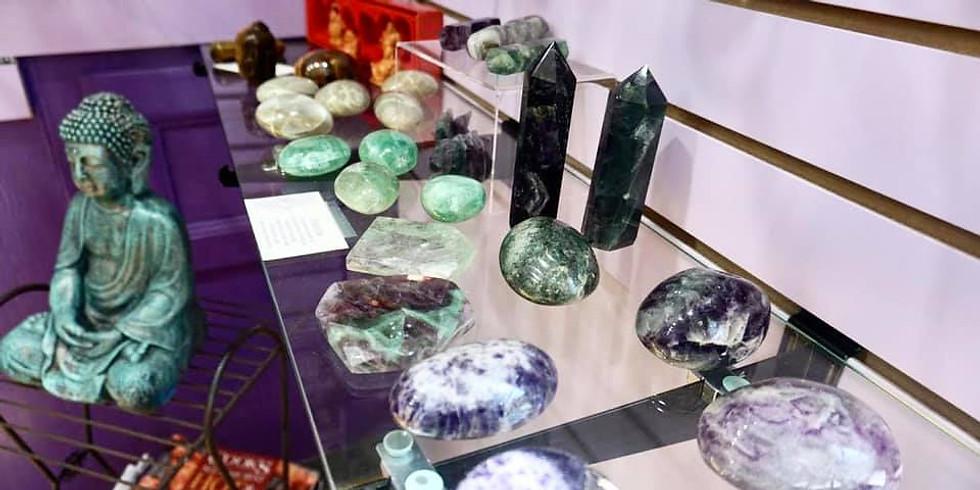 Crystal Energy Healing