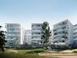 81 logements - Cenon - vue 3