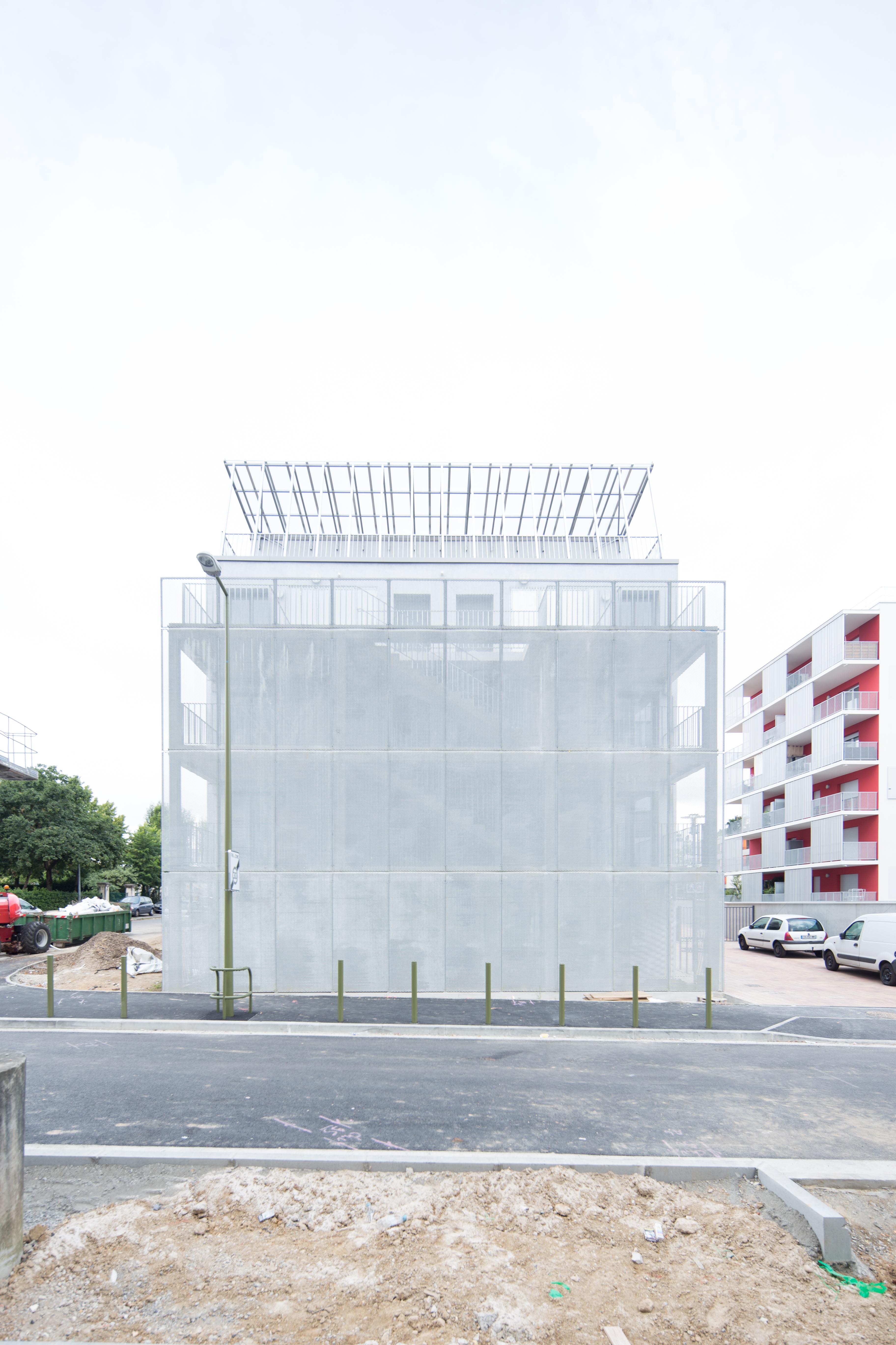 18 logements - Lormont - façade 3