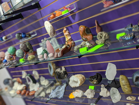 Crystal Energy Healing Workshop!