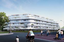 81 logements - Cenon - vue 1