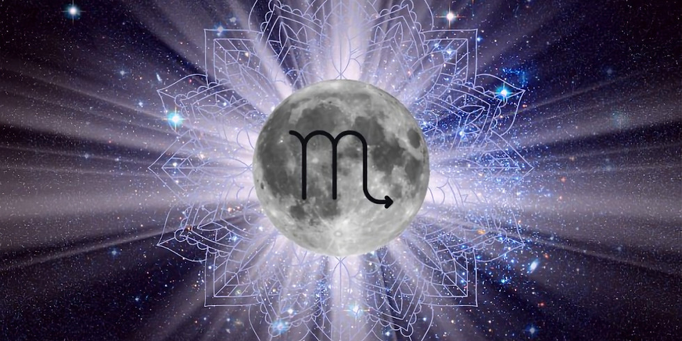 Super Full Moon Crystal & Candle Spell Workshop