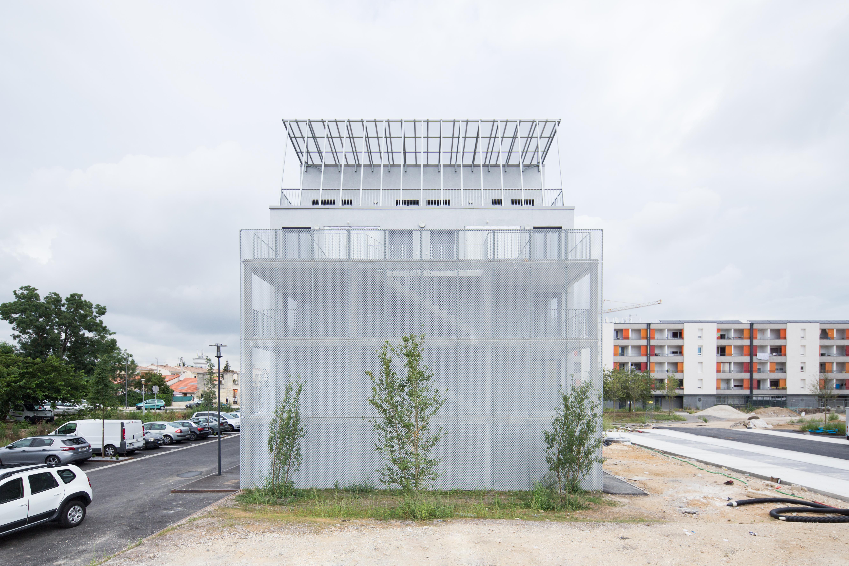 18 logements - Lormont - façade 1