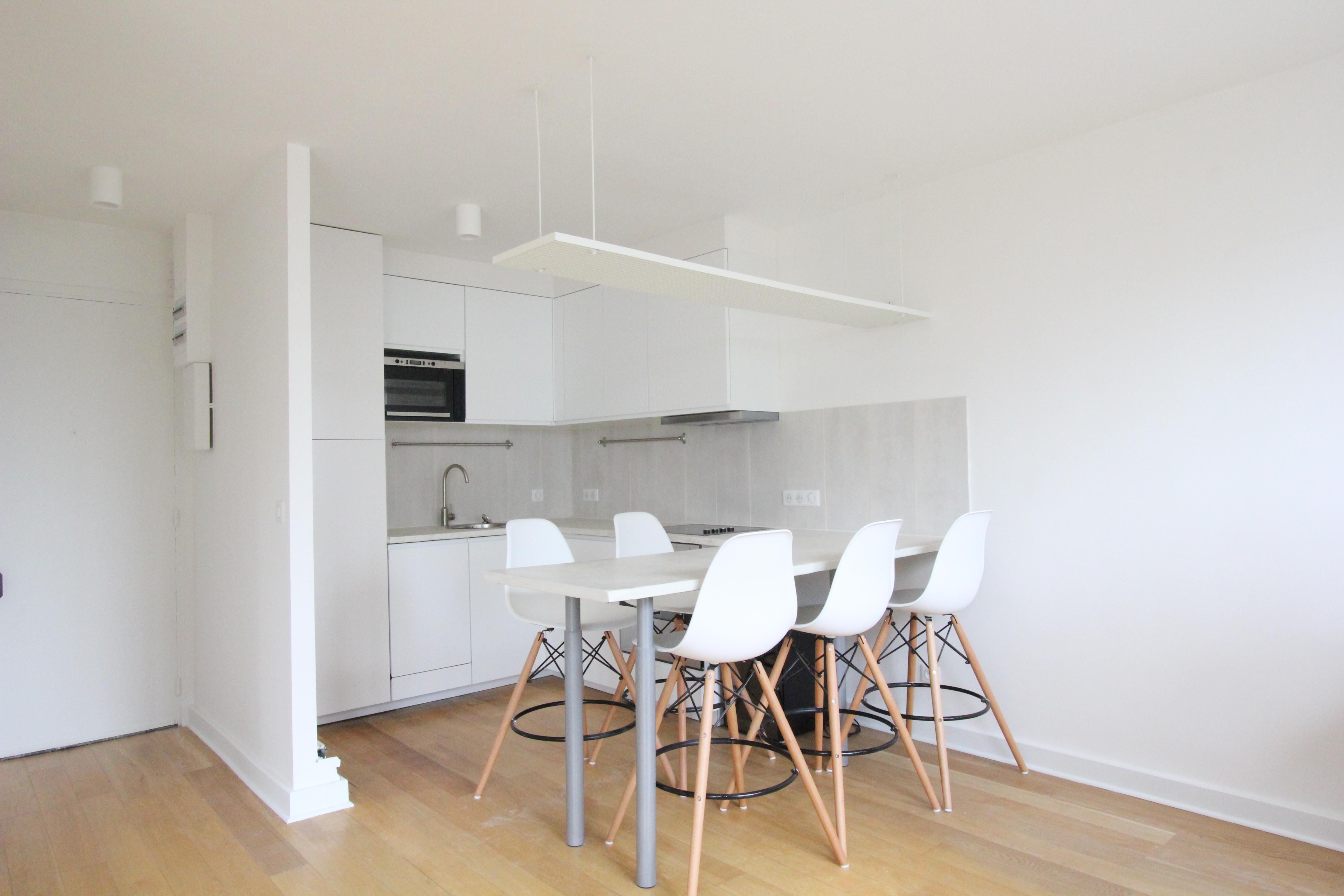 Appartement - Paris 13e - intérieur1