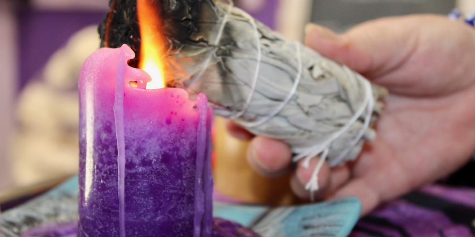 Candle Magic on the New Moon