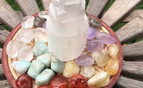 Crystal Energy Reading
