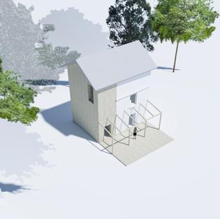 Extension d'une maison (70)