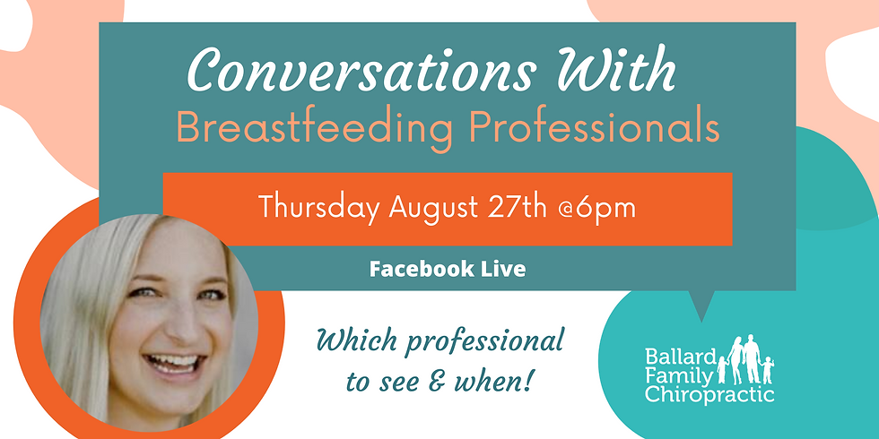 Conversations with Breastfeeding Professionals: Whitney Coleman, CLC
