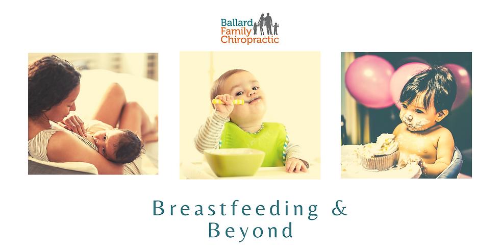 Breastfeeding and Beyond