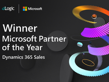 eLogic Recognized as Winner of 2021 Microsoft Worldwide Partner of the Year for Dynamics 365 Sales