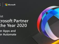 eLogic Recognized as 2020 Microsoft Worldwide Partner of the Year Finalist for Power Apps