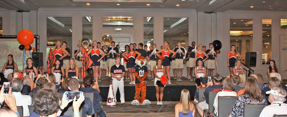 AU Athletics Kick-Off
