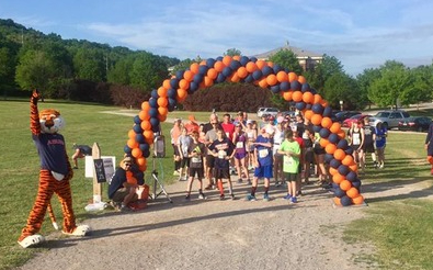 Aubie 5k & 1 Mile Fun Run