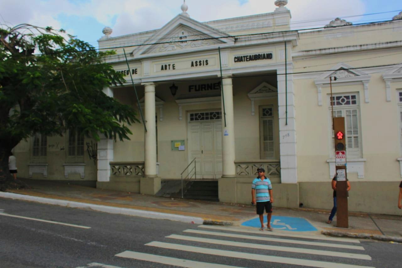 Museu de Artes Assis Chateaubriand