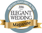 Featured Elegant Wedding Magazine