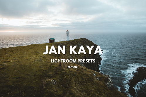 Jan Kaya @lichterfang Lightroom Presets