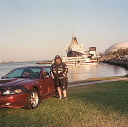 Brenda Mustang 2004 at Queen  Mary.JPG