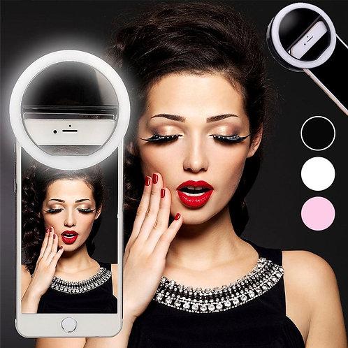 Mobile Phone Selfie Ring Light