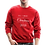 Thumbnail: Unisex All I Want for Christmas Is 2021 Sweatshirt - Red, Green, Black, Navy