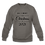 Thumbnail: Unisex All I Want for Christmas Is 2021 Sweatshirt - White/Gray
