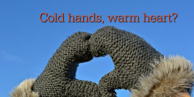 SEVEN CAUSES OF COLD FEET AND HANDS