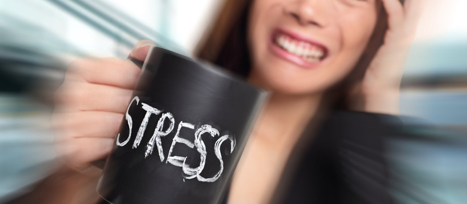 CAN HEARTACHE TURN INTO A HEADACHE, A COLD OR WORSE? THREE REASONS STRESS CAN WREAK HAVOC WITH YOUR