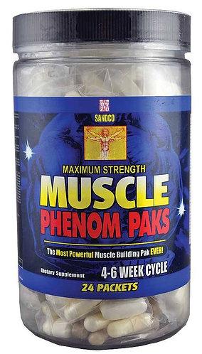 Muscle Phenom Paks