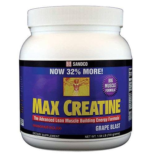 Max Creatine