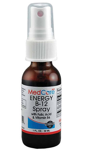 Energy B-12 Spray