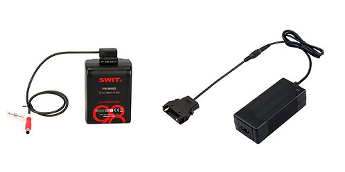 SWIT PB-M98S 98Wh Battery and Portable Charger Kit