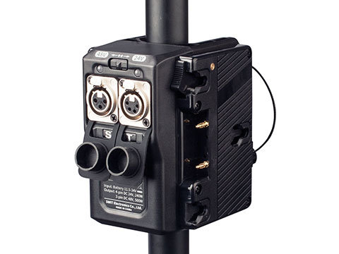 TD-R210A 24V/48V Light Stand Power Adaptor