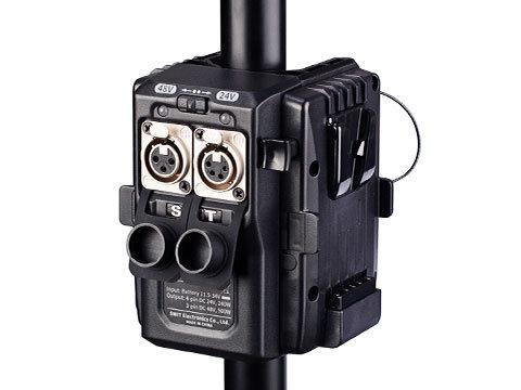TD-R210S 24V/48V Light Stand Power Adaptor