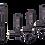 Thumbnail: LA-WR8-KIT Pocket Wireless DMX controller Kit