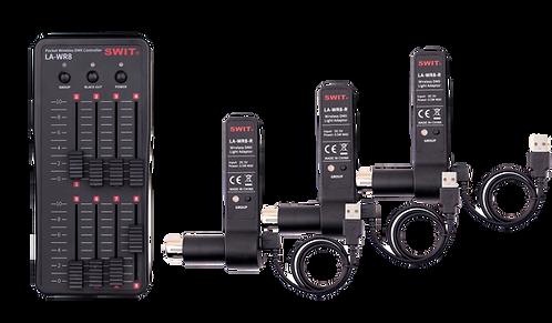 LA-WR8-KIT Pocket Wireless DMX controller Kit
