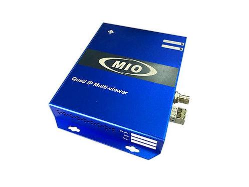 MIO MVS-4IP IP Quad Viewer